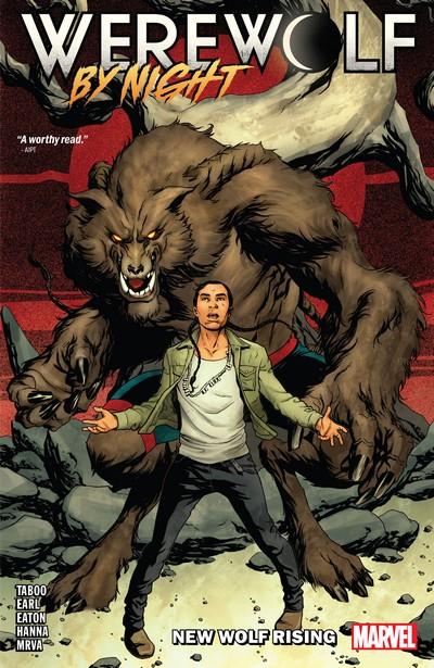 Werewolf By Night – New Wolf Rising (TPB) (2021)