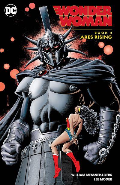 Wonder Woman Book 2 – Ares Rising (2020)