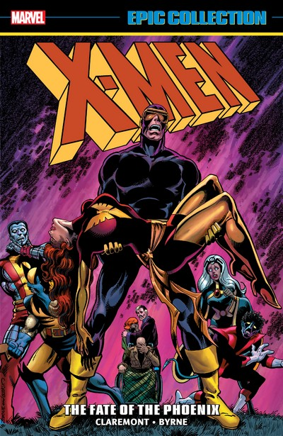 X-Men Epic Collection – The Fate Of The Phoenix (2021)