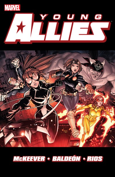 Young Allies (TPB) (2017)
