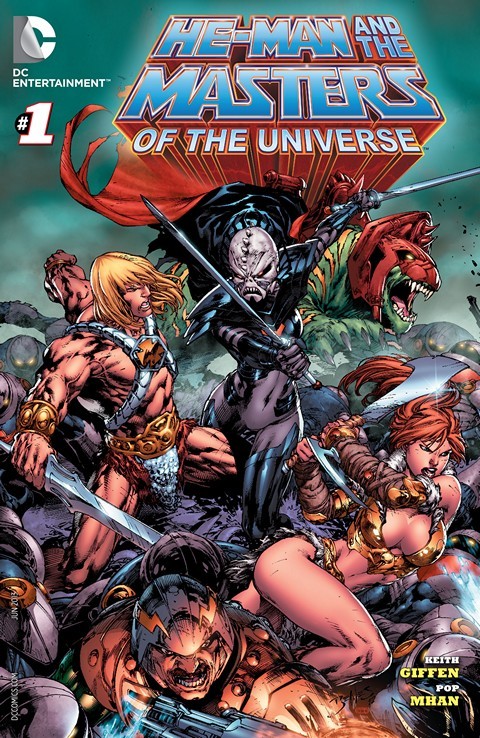 He-Man and the Masters of the Universe 001 – 019 Free Download