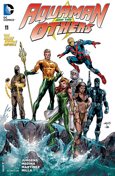 Aquaman and the Others #11 Free Download