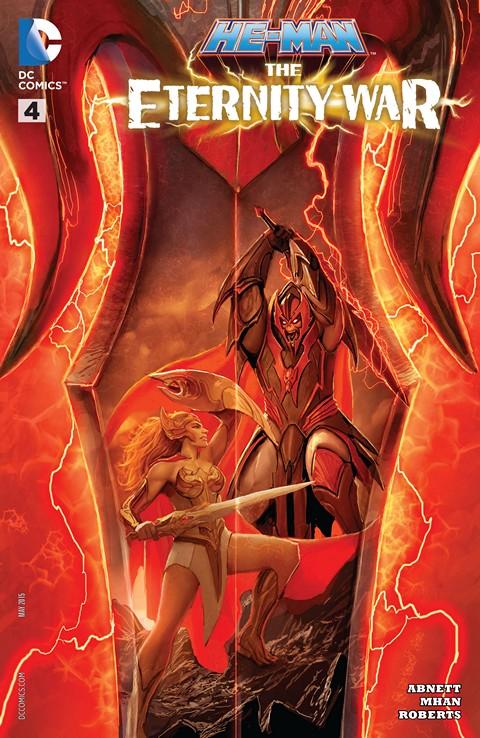 He-Man – The Eternity War #4 Free Download