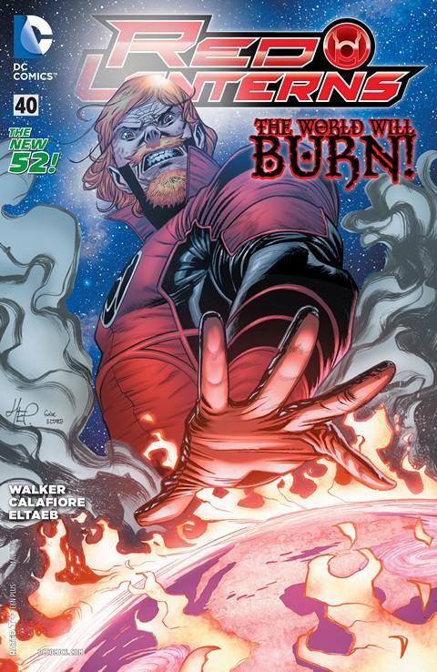 Red Lanterns #40 Free Download