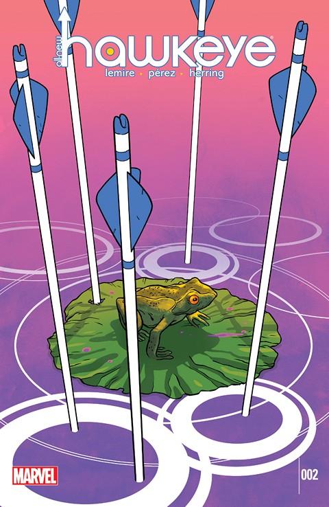 All-New Hawkeye #2 Free Download