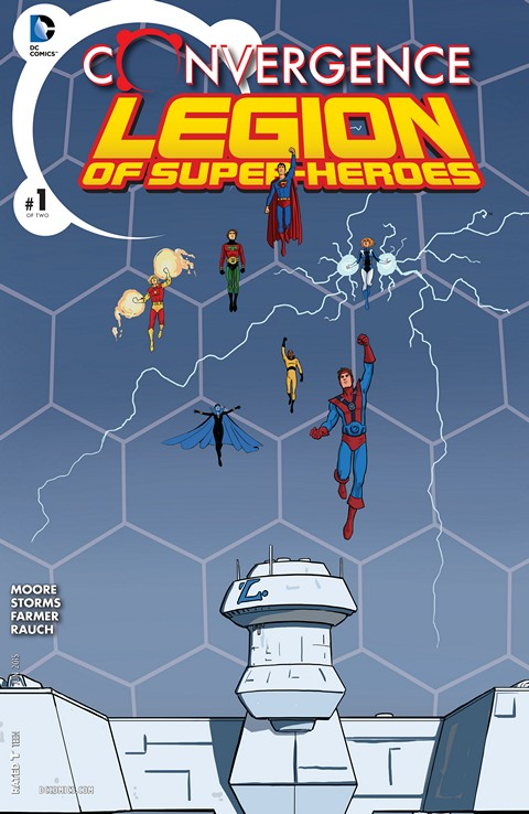 Convergence – Superboy and the Legion of Super-Heroes #1