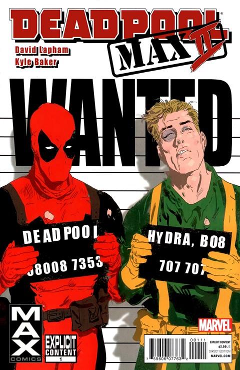 Deadpool – MAX 2 #1 – 6