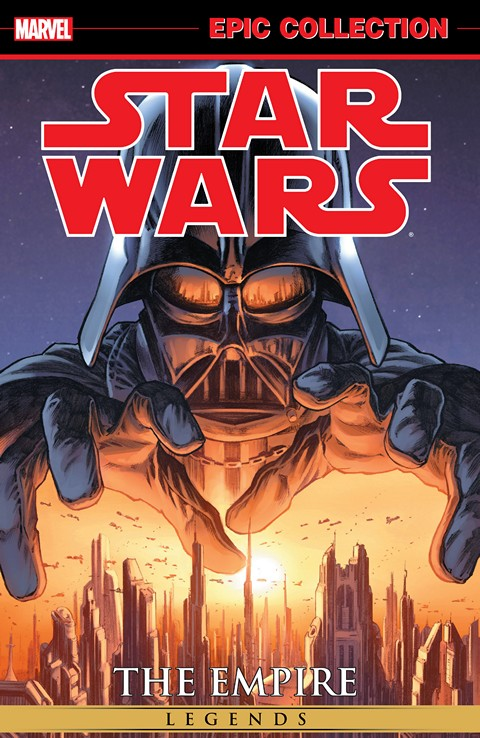 Star Wars Legends Epic Collection – The Empire Vol. 1 (Marvel Edition)