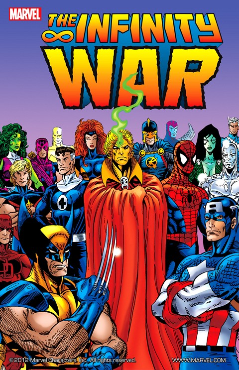 The Infinity War – Collected Edition (TPB) (2006)
