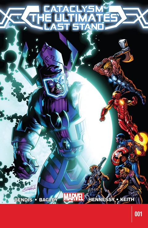 Cataclysm – The Ultimates Last Stand #1 – 5