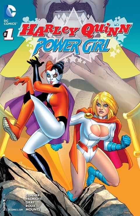 Harley Quinn and Power Girl #1