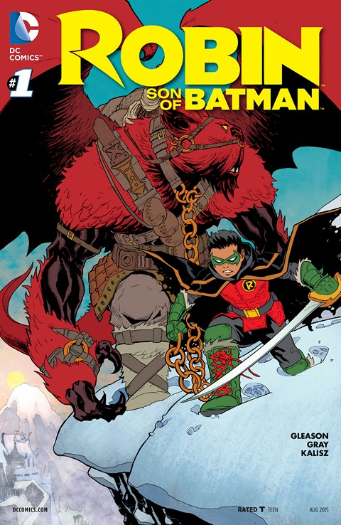 Robin – Son of Batman #1