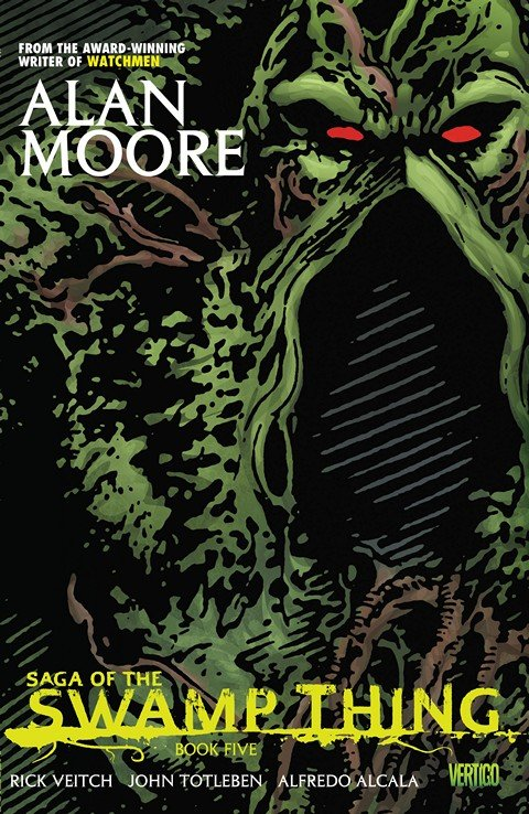 Saga of the Swamp Thing Vol. 1 – 6