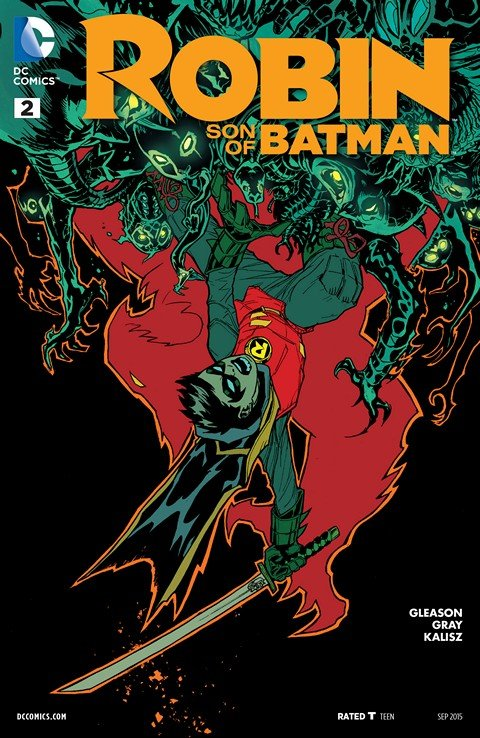 Robin – Son of Batman #2
