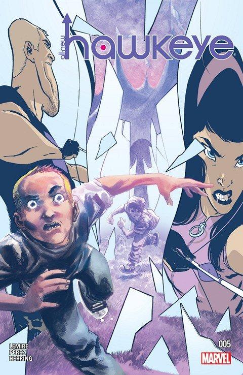 All-New Hawkeye #5