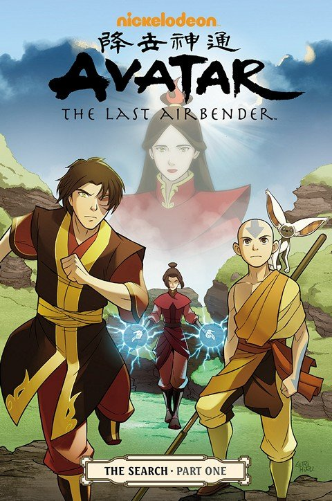 Avatar – The Last Airbender (The Promise, The Rift, The Search + Extras)