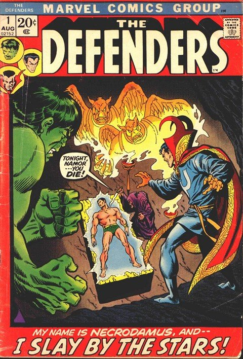 Defenders (Collection)
