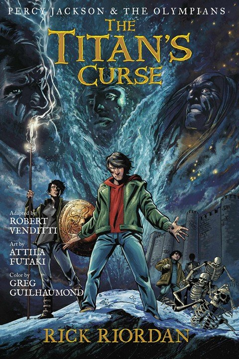 Percy Jackson and the Olympians – The Titan's Curse