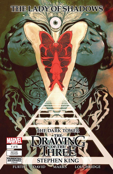 The Dark Tower – The Drawing of the Three – The Lady of Shadows #1