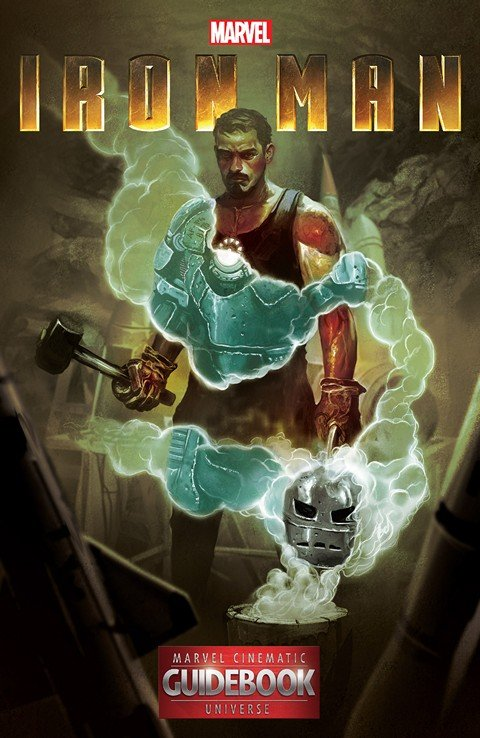 Guidebook to the Marvel Cinematic Universe – Marvel's Iron Man