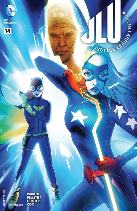Justice League United #14