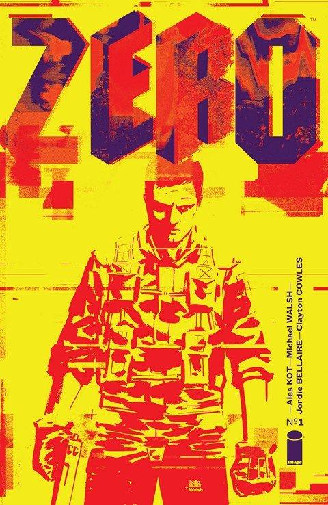 Zero #1 – 18 + TPB Vol. 1