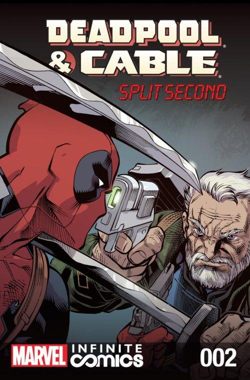 Deadpool & Cable – Split Second Infinite Comic #2