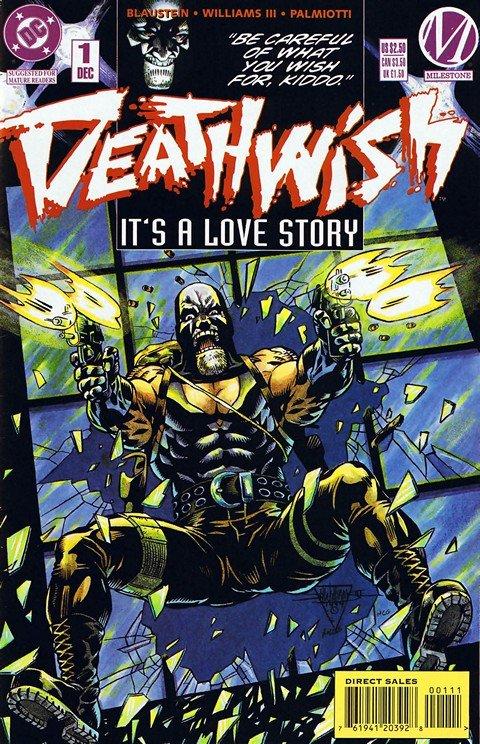 Deathwish #1 – 4