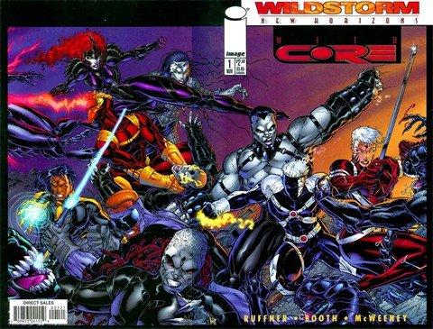 Wildcore #1 – 10