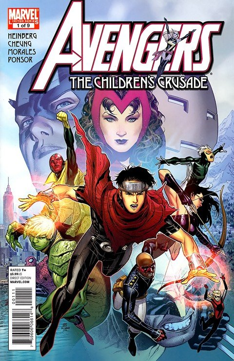 Avengers – The Childrens Crusade #1 – 9