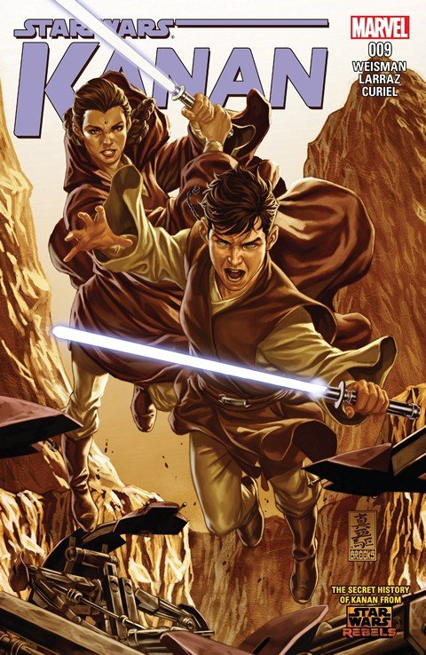 Kanan – The Last Padawan #9