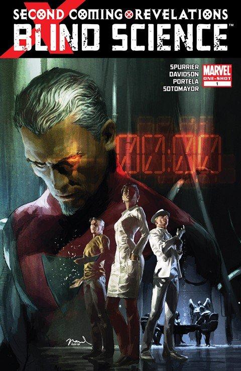 X-Men – Blind Science #1