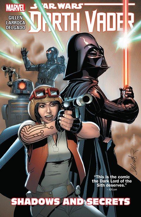Star Wars – Darth Vader Vol. 2 – Shadows and Secrets