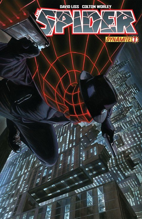 The Spider #1 – 18 + Annual