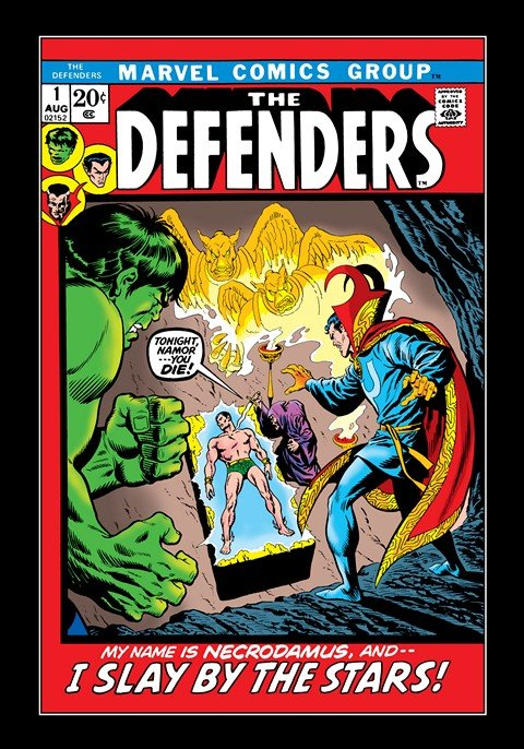 Defenders #1 – 6
