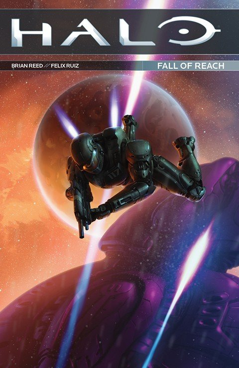 Halo – Fall of Reach (TPB)
