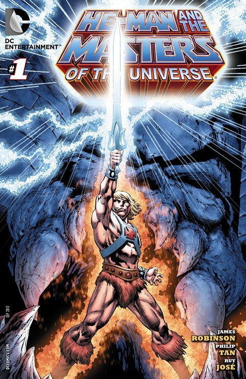 He-Man and the Masters of the Universe #1 – 6