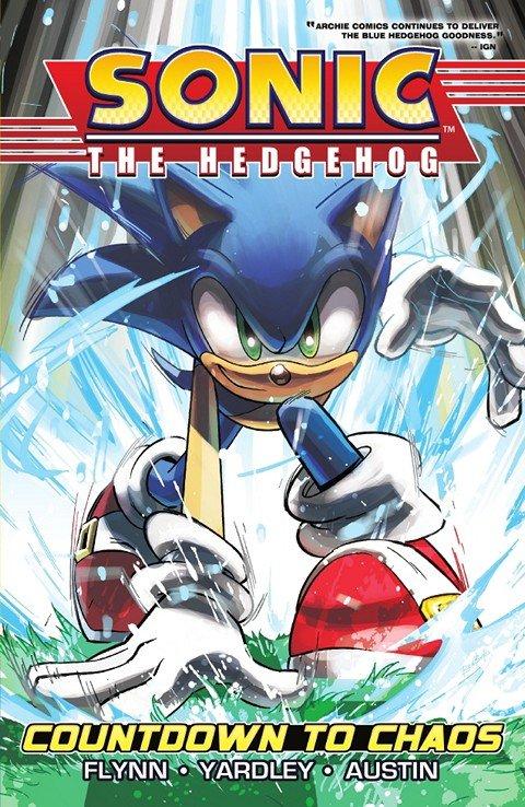 Sonic the Hedgehog Vol. 1 – Countdown to Chaos