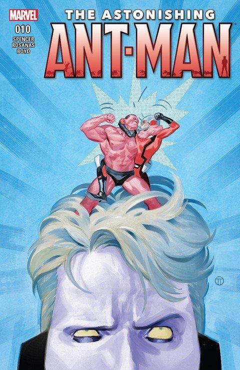The Astonishing Ant-Man #10