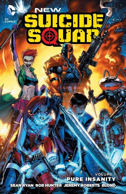 New Suicide Squad Vol. 1 – Pure Insanity