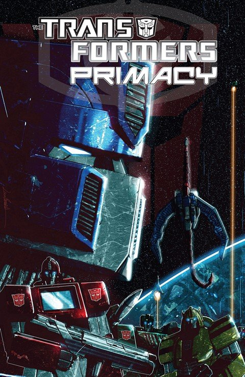 The Transformers – Primacy (2015)