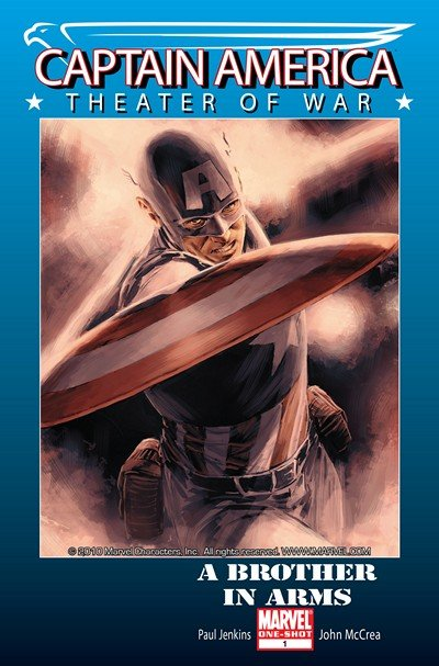 Captain America – Theater of War (2008-2010)