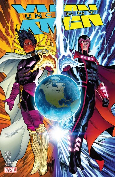 Uncanny X-Men #14 (2016)