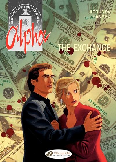 Alpha #1 – 4 (2008-2014) (Cinebook)