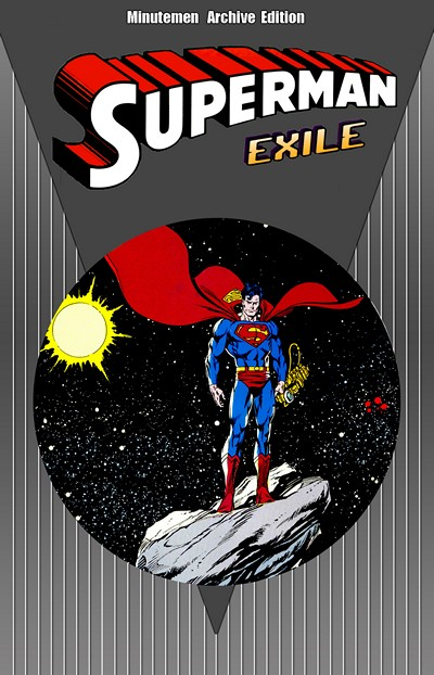 Minutemen Archives – Superman in Exile (1989)
