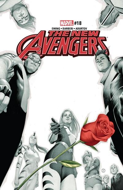 New Avengers #18 (2016)