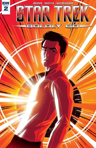 Star Trek Boldly Go #2 (2016)