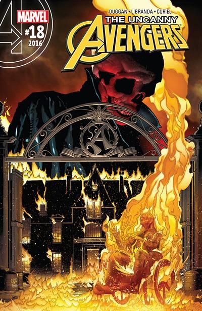 Uncanny Avengers #18 (2016)
