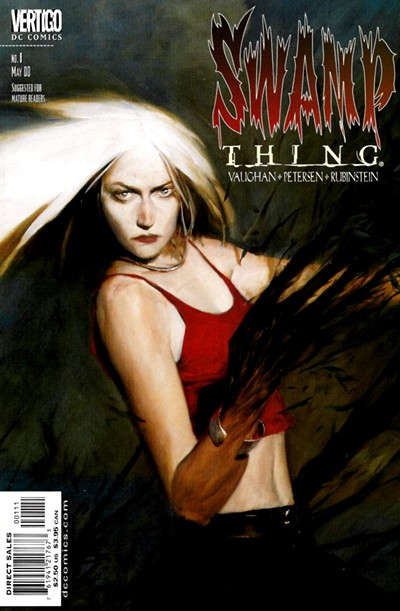 Swamp Thing Vol. 3 #1 – 20 (2000-2001)