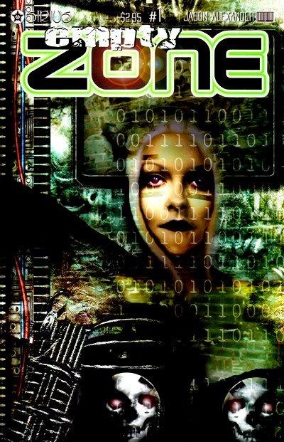 Empty Zone Vol. 2 #0 – 8 (1999)